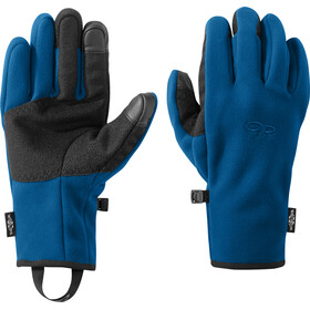 Outdoor Research Gripper Sensor Handschoenen Heren, cobalt